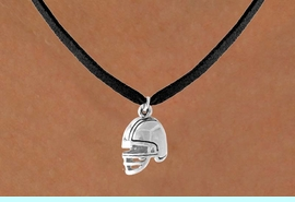 <bR>                 EXCLUSIVELY OURS!!<Br>           AN ALLAN ROBIN DESIGN!!<BR>  CLICK HERE TO SEE 120+ EXCITING<BR>     CHANGES THAT YOU CAN MAKE!<BR>                LEAD & NICKEL FREE!!<BR>      W677SN - FOOTBALL HELMET &<BR>     NECKLACE FROM $4.50 TO $8.35