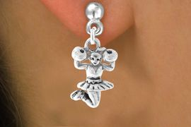 <bR>                EXCLUSIVELY OURS!!<Br>         AN ALLAN ROBIN DESIGN!!<BR>CLICK HERE TO SEE 120+ EXCITING<BR>   CHANGES THAT YOU CAN MAKE!<BR>              LEAD & NICKEL FREE!!<BR>W678SE - CHEERLEADER CHARM &<BR>   EARRINGS FROM $4.50 TO $8.35