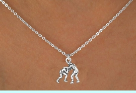 <bR>                 EXCLUSIVELY OURS!!<Br>           AN ALLAN ROBIN DESIGN!!<BR>  CLICK HERE TO SEE 120+ EXCITING<BR>     CHANGES THAT YOU CAN MAKE!<BR>                LEAD & NICKEL FREE!!<BR>    W683SN - WRESTLERS CHARM &<BR>     NECKLACE FROM $4.50 TO $8.35