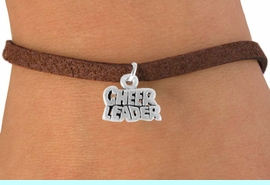 """<bR>               EXCLUSIVELY OURS!!<Br>         AN ALLAN ROBIN DESIGN!!<BR>CLICK HERE TO SEE 120+ EXCITING<BR>   CHANGES THAT YOU CAN MAKE!<BR>              LEAD & NICKEL FREE!!<BR>      W710SB - """"CHEERLEADER"""" &<Br>   BRACELET FROM $4.50 TO $8.35"""