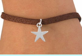 <bR>               EXCLUSIVELY OURS!!<Br>         AN ALLAN ROBIN DESIGN!!<BR>CLICK HERE TO SEE 120+ EXCITING<BR>   CHANGES THAT YOU CAN MAKE!<BR>              LEAD & NICKEL FREE!!<BR>          W712SB - STAR CHARM &<Br>   BRACELET FROM $4.50 TO $8.35