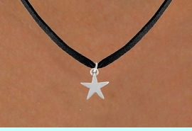 """<bR>                 EXCLUSIVELY OURS!!<Br>           AN ALLAN ROBIN DESIGN!!<BR>  CLICK HERE TO SEE 120+ EXCITING<BR>     CHANGES THAT YOU CAN MAKE!<BR>                LEAD & NICKEL FREE!!<BR>         W712SN - """"STAR"""" CHARM &<BR>    NECKLACE FROM $4.50 TO $8.35"""