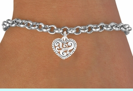 <bR>              EXCLUSIVELY OURS!!<Br>         AN ALLAN ROBIN DESIGN!!<BR>CLICK HERE TO SEE 120+ EXCITING<BR>   CHANGES THAT YOU CAN MAKE!<BR>              LEAD & NICKEL FREE!!<BR>W713SB -  SCROLL-WORK HEART &<Br>    BRACELET FROM $4.50 TO $8.35<Br>                               &#169;2010