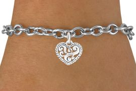 <bR>               EXCLUSIVELY OURS!!<Br>          AN ALLAN ROBIN DESIGN!!<BR> CLICK HERE TO SEE 120+ EXCITING<BR>    CHANGES THAT YOU CAN MAKE!<BR>               LEAD & NICKEL FREE!!<BR>W713SB -  SCROLL-WORK HEART &<Br>    BRACELET FROM $4.50 TO $8.35<Br>                               &#169;2010