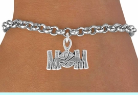 """<bR>                 EXCLUSIVELY OURS!!<Br>           AN ALLAN ROBIN DESIGN!!<BR>  CLICK HERE TO SEE 120+ EXCITING<BR>     CHANGES THAT YOU CAN MAKE!<BR>                LEAD & NICKEL FREE!!<BR>   W733SB - """"BASKETBALL MOM"""" &<Br>      BRACELET FROM $4.50 TO $8.35"""