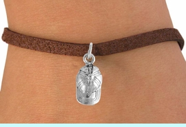 <bR>                 EXCLUSIVELY OURS!!<Br>           AN ALLAN ROBIN DESIGN!!<BR>  CLICK HERE TO SEE 120+ EXCITING<BR>     CHANGES THAT YOU CAN MAKE!<BR>                LEAD & NICKEL FREE!!<BR>   W737SB - BASEBALL CAP CHARM<Br>     BRACELET FROM $4.50 TO $8.35