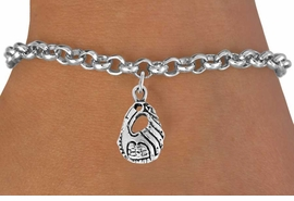 <bR>                 EXCLUSIVELY OURS!!<Br>           AN ALLAN ROBIN DESIGN!!<BR>  CLICK HERE TO SEE 120+ EXCITING<BR>     CHANGES THAT YOU CAN MAKE!<BR>                LEAD & NICKEL FREE!!<BR>  W742SB - SOFTBALL / BASEBALL<Br>  GLOVE CHARM & BRACELET FROM<Br>                       $4.50 TO $8.35