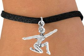"""<bR>                 EXCLUSIVELY OURS!!<Br>           AN ALLAN ROBIN DESIGN!!<BR>  CLICK HERE TO SEE 120+ EXCITING<BR>     CHANGES THAT YOU CAN MAKE!<BR>                LEAD & NICKEL FREE!!<BR>     W743SB - """"FLOOR GYMNAST"""" &<Br>     BRACELET FROM $4.50 TO $8.35<BR>                          �2008"""