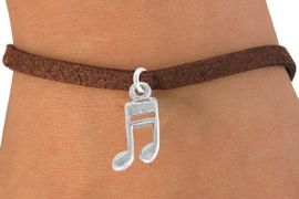 <bR>               EXCLUSIVELY OURS!!<Br>         AN ALLAN ROBIN DESIGN!!<BR>CLICK HERE TO SEE 120+ EXCITING<BR>   CHANGES THAT YOU CAN MAKE!<BR>               LEAD & NICKEL FREE!!<BR>          W827SB - MUSIC NOTE<Br>    BRACELET FROM $4.50 TO $8.35