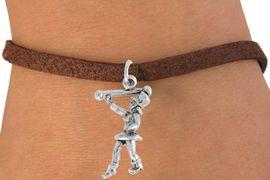 """<bR>               EXCLUSIVELY OURS!!<BR>         AN ALLAN ROBIN DESIGN!!<BR>CLICK HERE TO SEE 120+ EXCITING<BR>   CHANGES THAT YOU CAN MAKE!<BR>              LEAD & NICKEL FREE!!<BR>      W910SB - """"MAJORETTE""""<Br>   BRACELET FROM $4.50 TO $8.35"""