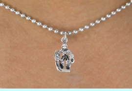 <bR>                 EXCLUSIVELY OURS!!<Br>           AN ALLAN ROBIN DESIGN!!<BR>  CLICK HERE TO SEE 500+ EXCITING<BR>     CHANGES THAT YOU CAN MAKE!<BR>                LEAD & NICKEL FREE!!<BR>           W757SN � HOCKEY GUARD<BR>     NECKLACE FROM $4.50 TO $8.35