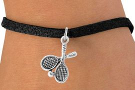 <bR>                    EXCLUSIVELY OURS!!<Br>              AN ALLAN ROBIN DESIGN!!<BR>  CLICK HERE TO SEE 500+ EXCITING<BR>     CHANGES THAT YOU CAN MAKE!<BR>                LEAD & NICKEL FREE!!<BR>W772SB - TENNIS RACKETS AND BALL<Br>        BRACELET FROM $4.50 TO $8.35