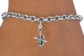 <bR>                    EXCLUSIVELY OURS!!<Br>              AN ALLAN ROBIN DESIGN!!<BR>  CLICK HERE TO SEE 500+ EXCITING<BR>     CHANGES THAT YOU CAN MAKE!<BR>                LEAD & NICKEL FREE!!<BR>         W790SB - VIOLIN CHARM<Br>        BRACELET FROM $4.50 TO $8.35