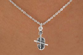 <bR>                 EXCLUSIVELY OURS!!<Br>           AN ALLAN ROBIN DESIGN!!<BR>  CLICK HERE TO SEE 500+ EXCITING<BR>     CHANGES THAT YOU CAN MAKE!<BR>                LEAD & NICKEL FREE!!<BR>W790SN - VIOLIN CHARM NECKLACE <BR>             FROM $4.50 TO $8.35