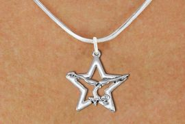 <bR>               EXCLUSIVELY OURS!!<BR>         AN ALLAN ROBIN DESIGN!!<BR>CLICK HERE TO SEE 600+ EXCITING<BR>   CHANGES THAT YOU CAN MAKE!<BR>      CADMIUM,  LEAD & NICKEL FREE!! <BR>W1308SN -  SILVER TONE GYMNAST <Br>POSED IN STAR CHARM  & NECKLACE <BR>      FROM $4.50 TO $8.35 �2012
