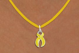 <bR>               EXCLUSIVELY OURS!!<BR>         AN ALLAN ROBIN DESIGN!!<BR>CLICK HERE TO SEE 600+ EXCITING<BR>   CHANGES THAT YOU CAN MAKE!<BR>      CADMIUM,  LEAD & NICKEL FREE!! <BR>W987SN -  SILVER TONE PATRIOTIC <Br>YELLOW RIBBON CHARM & NECKLACE <BR>      FROM $4.50 TO $8.35 �2012