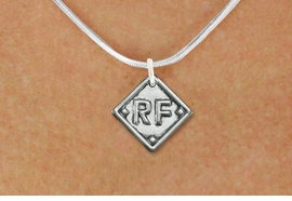 "<bR>                   EXCLUSIVELY OURS!!<BR>             AN ALLAN ROBIN DESIGN!!<BR>    CLICK HERE TO SEE 600+ EXCITING<BR>       CHANGES THAT YOU CAN MAKE!<BR>      LEAD, NICKEL & CADMIUM FREE!! <BR>PLAYERS POSITION AND TEAM NUMBER  <BR>   W1254SN -  ""BASEBALL DIAMOND"" <Br>       SILVER TONE CHARM & NECKLACE <BR>          FROM $3.60 TO $8.00 �2012"
