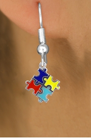 <bR>                   EXCLUSIVELY OURS!!<BR>             AN ALLAN ROBIN DESIGN!!<BR>    CLICK HERE TO SEE 600+ EXCITING<BR>       CHANGES THAT YOU CAN MAKE!<BR>      LEAD, NICKEL & CADMIUM FREE!!<BR>W1089SE - MINI AUTISM AWARENESS<BR>     COLOR PUZZLE CHARM EARRINGS<Br>           FROM $4.50 TO $8.35 �2011