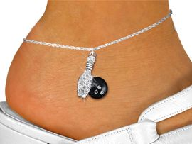 <bR>                 EXCLUSIVELY OURS!!<BR>           AN ALLAN ROBIN DESIGN!!<BR>  CLICK HERE TO SEE 600+ EXCITING<BR>     CHANGES THAT YOU CAN MAKE!<BR>LEAD, NICKEL & CADMIUM FREE!!<BR> W1272SAK - BOWLING BALL AND PIN <BR>      CRYSTAL CHARM AND ANKLET <Br>      FROM $5.40 TO $9.85 �2012