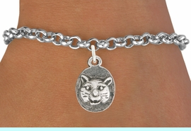 """<bR>               EXCLUSIVELY OURS!!<BR>         AN ALLAN ROBIN DESIGN!!<BR>CLICK HERE TO SEE 600+ EXCITING<BR>   CHANGES THAT YOU CAN MAKE!<BR>              LEAD & NICKEL FREE!!<BR>          W1000SB - """"WOLVERINE"""" <Br>   & BRACELET FROM $4.15 TO $8.00"""