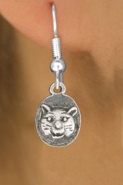 """<bR>               EXCLUSIVELY OURS!!<BR>         AN ALLAN ROBIN DESIGN!!<BR>CLICK HERE TO SEE 600+ EXCITING<BR>   CHANGES THAT YOU CAN MAKE!<BR>              LEAD & NICKEL FREE!!<BR>          W1000SE - """"WOLVERINE""""<Br>  EARRINGS FROM $4.50 TO $8.35"""