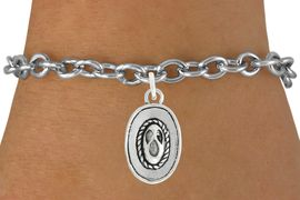 """<bR>               EXCLUSIVELY OURS!!<BR>         AN ALLAN ROBIN DESIGN!!<BR>CLICK HERE TO SEE 600+ EXCITING<BR>   CHANGES THAT YOU CAN MAKE!<BR>              LEAD & NICKEL FREE!!<BR>         W1017SB - """"COWGIRL HAT"""" <Br>   & BRACELET FROM $4.15 TO $8.00"""