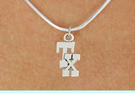 <bR>               EXCLUSIVELY OURS!!<BR>         AN ALLAN ROBIN DESIGN!!<BR>CLICK HERE TO SEE 600+ EXCITING<BR>   CHANGES THAT YOU CAN MAKE!<BR>              LEAD & NICKEL FREE!!<BR>                      W1042SN - TX<Br>  NECKLACE FROM $4.50 TO $8.35