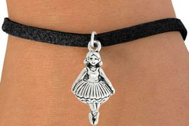 <bR>                                 EXCLUSIVELY OURS!!<BR>                           AN ALLAN ROBIN DESIGN!!<BR>                  CLICK HERE TO SEE 600+ EXCITING<BR>                     CHANGES THAT YOU CAN MAKE!<BR>                                LEAD & NICKEL FREE!!<BR>                    W1053SB - BALLERINA BRACELET <br>                          FROM $4.15 TO $8.00 &#169;2011