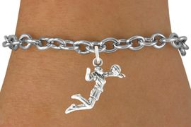 <bR>                                 EXCLUSIVELY OURS!!<BR>                           AN ALLAN ROBIN DESIGN!!<BR>                  CLICK HERE TO SEE 2000+ EXCITING<BR>                     CHANGES THAT YOU CAN MAKE!<BR>                                LEAD & NICKEL FREE!!<BR>             W1069SB - GIRL SPIKING VOLLEYBALL<Br>             BRACELET FROM $4.15 TO $8.00 &#169;2011