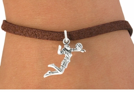 <bR>                                 EXCLUSIVELY OURS!!<BR>                           AN ALLAN ROBIN DESIGN!!<BR>                  CLICK HERE TO SEE 600+ EXCITING<BR>                     CHANGES THAT YOU CAN MAKE!<BR>                                LEAD & NICKEL FREE!!<BR>             W1069SB - GIRL SERVING VOLLEYBALL<Br>             BRACELET FROM $4.15 TO $8.00 &#169;2011