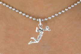 <bR>                            EXCLUSIVELY OURS!!<BR>                      AN ALLAN ROBIN DESIGN!!<BR>             CLICK HERE TO SEE 2000+ EXCITING<BR>                CHANGES THAT YOU CAN MAKE!<BR>                           LEAD & NICKEL FREE!!<BR>        W1069SN - GIRL SPIKING VOLLEYBALL<Br>        NECKLACE FROM $4.50 TO $8.35 �2011