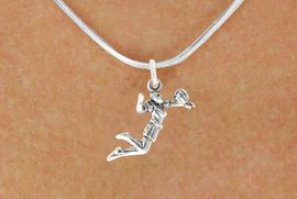 <bR>                            EXCLUSIVELY OURS!!<BR>                      AN ALLAN ROBIN DESIGN!!<BR>             CLICK HERE TO SEE 600+ EXCITING<BR>                CHANGES THAT YOU CAN MAKE!<BR>                           LEAD & NICKEL FREE!!<BR>        W1069SN - GIRL SERVING VOLLEYBALL<Br>        NECKLACE FROM $4.50 TO $8.35 �2011