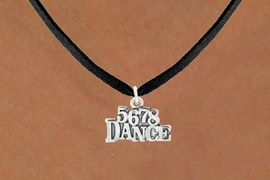 "<bR>                            EXCLUSIVELY OURS!!<BR>                      AN ALLAN ROBIN DESIGN!!<BR>             CLICK HERE TO SEE 600+ EXCITING<BR>                CHANGES THAT YOU CAN MAKE!<BR>                           LEAD & NICKEL FREE!!<BR>                   W1071SN - ""5, 6, 7, 8, DANCE""<Br>        NECKLACE FROM $4.50 TO $8.35 �2011"