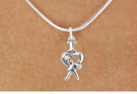 "<bR>                            EXCLUSIVELY OURS!!<BR>                      AN ALLAN ROBIN DESIGN!!<BR>             CLICK HERE TO SEE 600+ EXCITING<BR>                CHANGES THAT YOU CAN MAKE!<BR>                           LEAD & NICKEL FREE!!<BR>            W1095SN - ""I LOVE CHEER"" CHARM<Br>      & NECKLACE FROM $4.50 TO $8.35 �2011"