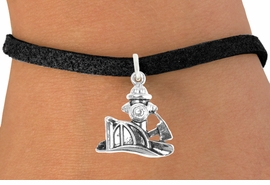 """<bR>                              EXCLUSIVELY OURS!!<BR>                        AN ALLAN ROBIN DESIGN!!<BR>               CLICK HERE TO SEE 600+ EXCITING<BR>                  CHANGES THAT YOU CAN MAKE!<BR>                             LEAD & NICKEL FREE!!<BR>          W1096SB - """"FIREMAN'S TOOLS"""" CHARM<Br>         & BRACELET FROM $4.15 TO $8.00 ©2011"""