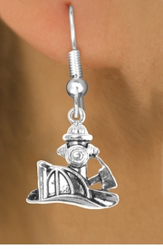 "<bR>                             EXCLUSIVELY OURS!!<BR>                       AN ALLAN ROBIN DESIGN!!<BR>              CLICK HERE TO SEE 600+ EXCITING<BR>                 CHANGES THAT YOU CAN MAKE!<BR>                            LEAD & NICKEL FREE!!<BR>         W1096SE - ""FIREMAN'S TOOLS"" CHARM<Br>          EARRINGS FROM $4.50 TO $8.35 �2011"