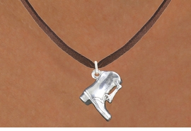 <bR>                  EXCLUSIVELY OURS!!<BR>            AN ALLAN ROBIN DESIGN!!<BR>   CLICK HERE TO SEE 600+ EXCITING<BR>      CHANGES THAT YOU CAN MAKE!<BR>                 LEAD & NICKEL FREE!!<BR>W1139SN - DRILL TEAM BOOT CHARM <Br>& NECKLACE FROM $4.50 TO $8.35 �2011