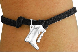 <bR>                EXCLUSIVELY OURS!!<BR>          AN ALLAN ROBIN DESIGN!!<BR> CLICK HERE TO SEE 600+ EXCITING<BR>    CHANGES THAT YOU CAN MAKE!<BR>              LEAD & NICKEL FREE!!<BR>W1182SB - DRILL TEAM HIGH BOOT <Br>  CHARM  & CHILDRENS BRACELET <BR>       FROM $4.15 TO $8.00 �2012