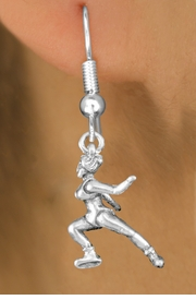 <bR>               EXCLUSIVELY OURS!!<BR>         AN ALLAN ROBIN DESIGN!!<BR>CLICK HERE TO SEE 600+ EXCITING<BR>   CHANGES THAT YOU CAN MAKE!<BR>              LEAD & NICKEL FREE!! <BR>W1268SE -  DETAILED ICE SKATER <BR>   CHARM PIERCED EAR EARRINGS <BR>      FROM $4.50 TO $8.35 �2012