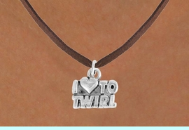 """<bR>               EXCLUSIVELY OURS!!<BR>         AN ALLAN ROBIN DESIGN!!<BR>CLICK HERE TO SEE 600+ EXCITING<BR>   CHANGES THAT YOU CAN MAKE!<BR>              LEAD & NICKEL FREE!!<BR>        W904SN - """"I LOVE TO TWIRL""""<Br>  NECKLACE FROM $4.50 TO $8.35"""