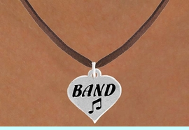 """<bR>               EXCLUSIVELY OURS!!<BR>         AN ALLAN ROBIN DESIGN!!<BR>CLICK HERE TO SEE 600+ EXCITING<BR>   CHANGES THAT YOU CAN MAKE!<BR>              LEAD & NICKEL FREE!!<BR>      W962SN - """"BAND"""" NECKLACE<Br>               FROM $4.50 TO $8.35"""
