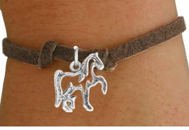 <bR>              EXCLUSIVELY OURS!!<BR>            CHILDREN'S BRACELET<br>CLICK HERE TO SEE 750+ EXCITING<BR>   CHANGES THAT YOU CAN MAKE!<BR>              LEAD & NICKEL FREE!!<BR>     W569SCB - HORSE STENCIL &<Br>   BRACELET FROM $4.50 TO $8.35