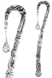 <bR>               EXCLUSIVELY OURS!!<BR>CLICK HERE TO SEE 120+ EXCITING<BR>   CHANGES THAT YOU CAN MAKE!<BR>              LEAD & NICKEL FREE!!<BR>   W223SBM - LACROSSE STICK &<Br> BOOKMARK FROM $3.31 TO $6.25