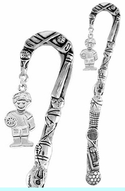 <bR>              EXCLUSIVELY OURS!!<BR>CLICK HERE TO SEE 120+ EXCITING<BR>  CHANGES THAT YOU CAN MAKE!<BR>             LEAD & NICKEL FREE!!<BR>       W254SBM - SOCCER BOY &<Br>BOOKMARK FROM $3.31 TO $6.25