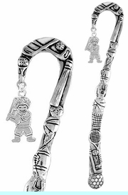 <bR>                EXCLUSIVELY OURS!!<BR>CLICK HERE TO SEE 120+ EXCITING<BR>   CHANGES THAT YOU CAN MAKE!<BR>              LEAD & NICKEL FREE!!<BR>     W256SBM - BASEBALL BOY &<Br> BOOKMARK FROM $3.31 TO $6.25