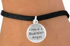 "<bR>                 EXCLUSIVELY OURS!!<BR>   CLICK HERE TO SEE 120+ EXCITING<BR>     CHANGES THAT YOU CAN MAKE!<BR>                LEAD & NICKEL FREE!!<BR>      W426SB - ""GUARDIAN ANGEL""<br>CIRCLE & BRACELET AS LOW AS $4.50"