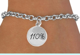 """<bR>              EXCLUSIVELY OURS!!<BR>CLICK HERE TO SEE 120+ EXCITING<BR>  CHANGES THAT YOU CAN MAKE!<BR>             LEAD & NICKEL FREE!!<BR>      W440SB - """"110%"""" CIRCLE &<br>       BRACELET AS LOW AS $4.50"""