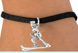 <bR>              EXCLUSIVELY OURS!!<BR>CLICK HERE TO SEE 120+ EXCITING<BR>  CHANGES THAT YOU CAN MAKE!<BR>             LEAD & NICKEL FREE!!<BR>     W467SB - SKIER WITH HAT &<BR>       BRACELET AS LOW AS $4.50