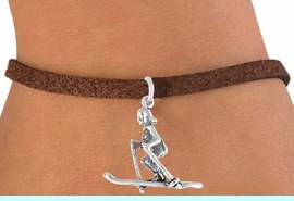 <bR>              EXCLUSIVELY OURS!!<BR>CLICK HERE TO SEE 120+ EXCITING<BR>  CHANGES THAT YOU CAN MAKE!<BR>             LEAD & NICKEL FREE!!<BR>      W469SB - FEMALE SKIER &<BR>       BRACELET AS LOW AS $4.50