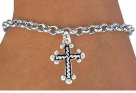 <bR>               EXCLUSIVELY OURS!!<BR>CLICK HERE TO SEE 120+ EXCITING<BR>   CHANGES THAT YOU CAN MAKE!<BR>              LEAD & NICKEL FREE!!<BR>         W479SB - CABLE CROSS &<br>   BRACELET FROM $4.50 TO $8.35